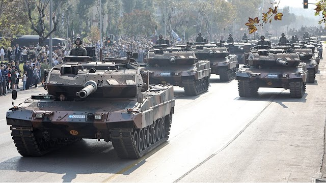 28η Οκτωβρίου: Δείτε την εγκύκλιο του Υπ. Εσωτερικών για την παρέλαση