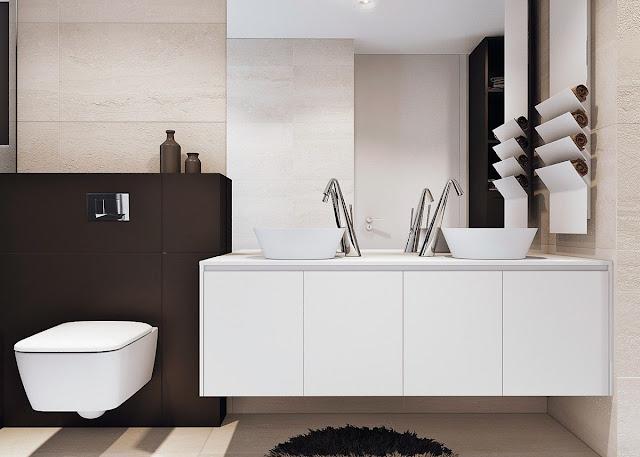 Bathroom Wall Design