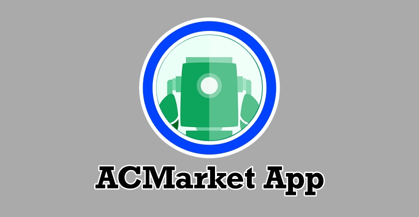 Download ACMarket App on Android