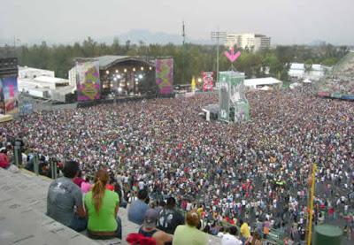Alenta: Vive Latino - OCESA infringió protocolo de OMS