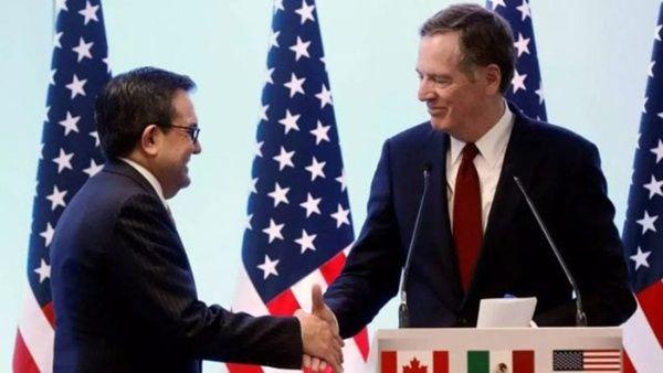 México está cerca de cerrar trato con EE.UU. por TLCAN