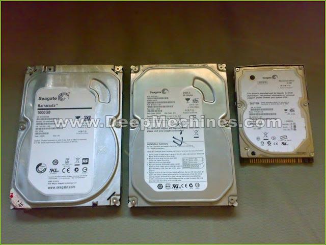 Pengenalan Perangkat Hardware Komputer Hard Disk Drive (HDD)