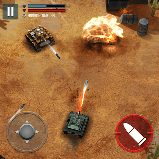 Tank Battle Heroes- World of Shooting mod apk