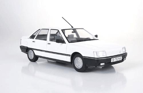 Renault 21 GTS 1986 coches inolvidables