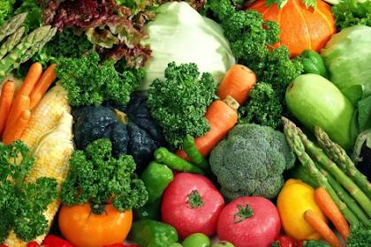 Khasiat Dan Manfaat Sayuran Bagi Kesehatan Tubuh