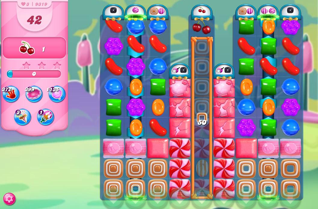 Candy Crush Saga level 9319