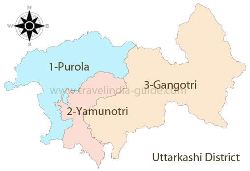 उत्तरकाशी में भूकम्प के झटके, टिहरी में बताया जा रहा है केंद्र ।