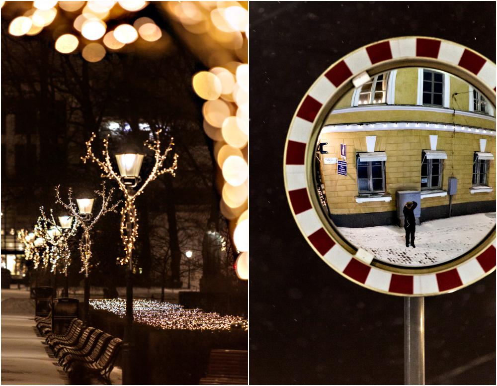 talvi, Helsinki, Suomi, Finland, experiencefinland, myhelsinki, valot, kaupunki, yö, Visualaddict, valokuvaaja, photographer, Frida Steiner, visualaddictfrida, jouluvalot, christmas, lights, citylights, city, by night