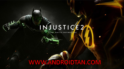 Injustice 2 Mod Apk v3.0.1 No Skill CD Full Mana Terbaru