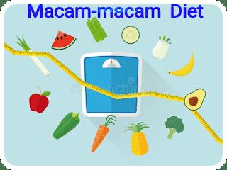 Macam-Macam Diet yang Terbukti Efektif Mengurangi Berat Badan