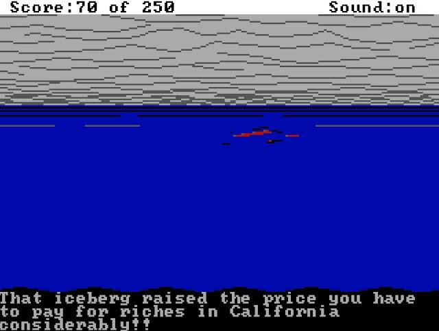 Screenshot from Gold Rush! Classic
