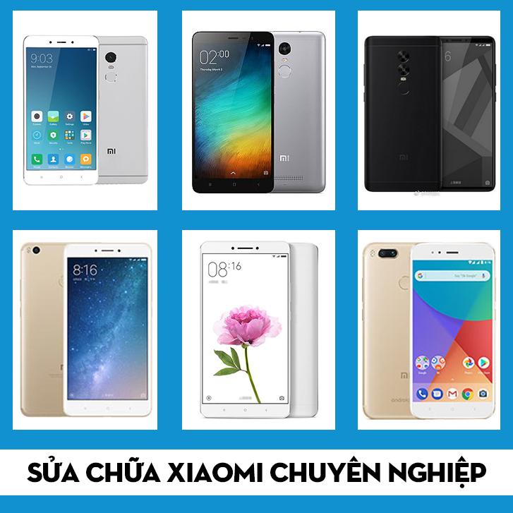 thay màn hình Xiaomi Note 5A giá rẻ