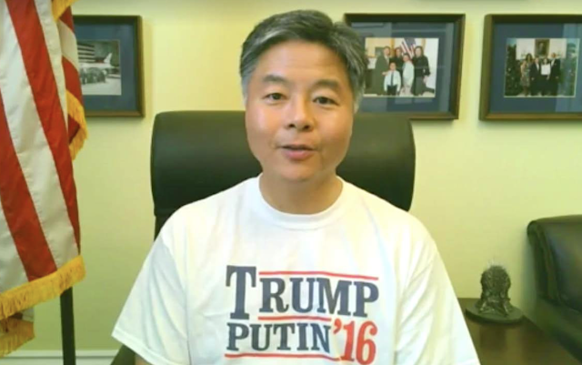 Ted Lieu and Ana Navarro Promoted Fake Trump Quote Made Up by TIME Editor-at-Large That Said 'Smarter' Kim Jong Un Would Make a Better President Than Biden