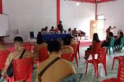 Muspika Likupang Barat Gelar Rapat Koordinasi terkait Penanganan Covid – 19