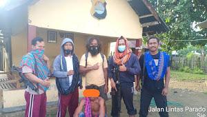 Tim Puma Polres Bima Bekuk Pelaku Penusukan
