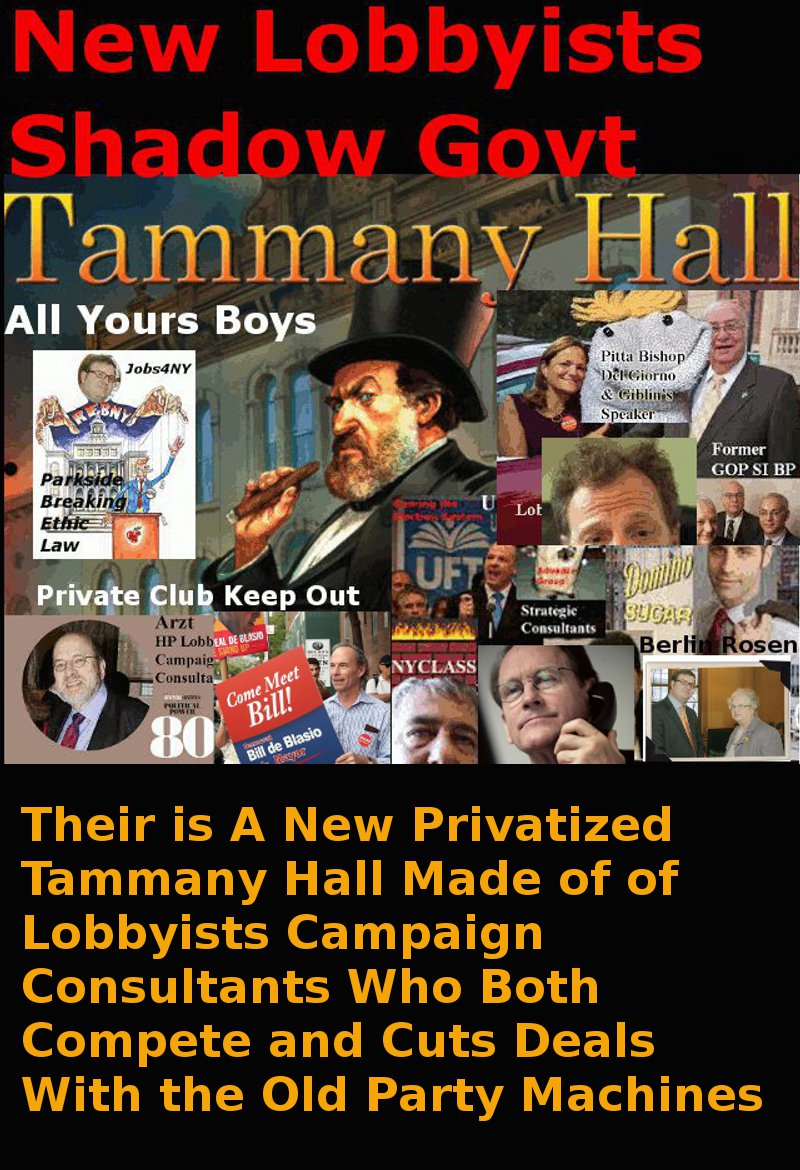 Tammany hall nyc definition of sexual harassment