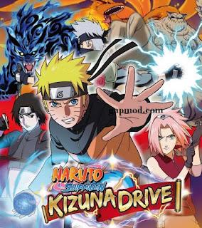 Download Naruto Shippuden Kizuna Drive ISO PSP Android