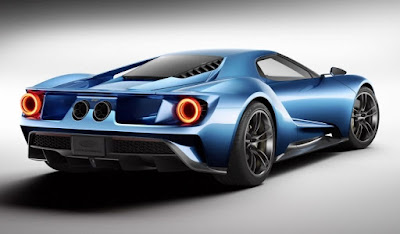 Ford GT 2017 Reviews, Specification, Price