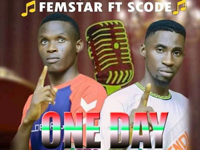 Download Music Mp3:- Femstar ft hex code - One day (Ojo kan)