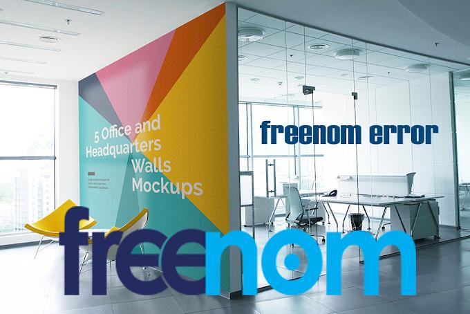 Freenom Domain Error All Reason And Way To Solve Tutorial