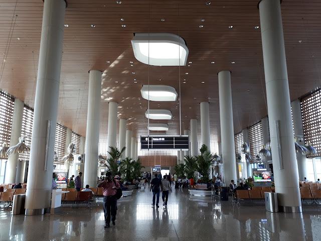 Aéroport de Bombay