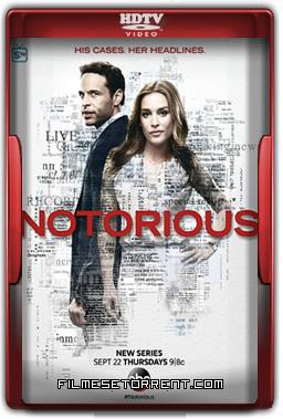Notorious 1ª Temporada Legendado Torrent 2016 HDTV 720p 1080p Download