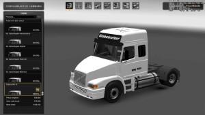 Brazilian Volvo Trucks Pack Mod 1.4.1