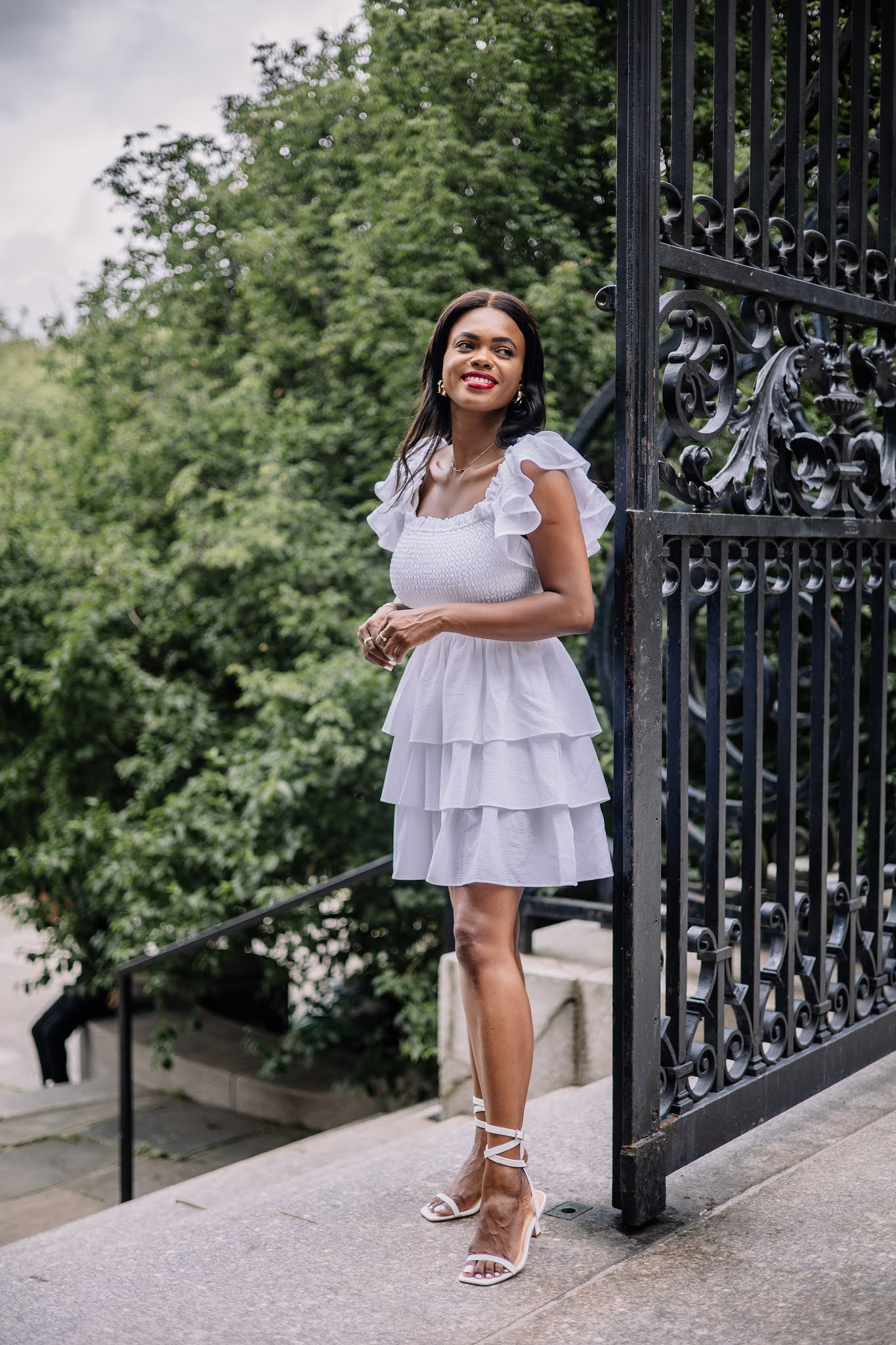 Top 5 White Dresses from Express for This Summer Under $100!