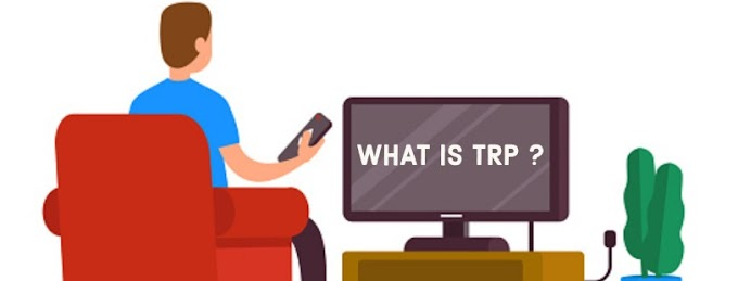 What is TRP and how it is calculated ?