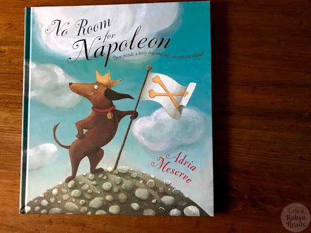 Children's Book Review of No Room For Napoleon by Adria Meserve