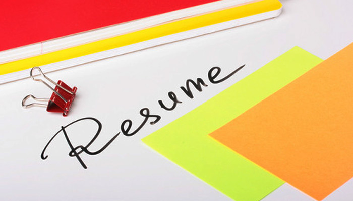 Resume Format in Hindi