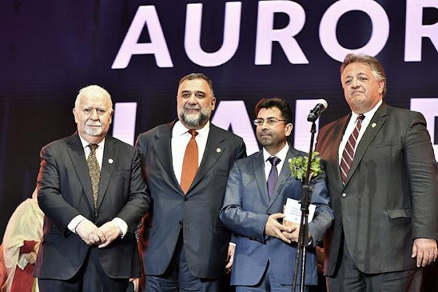 Premio Aurora 2019 otorgado al Yazidi Mirza Dinnayi