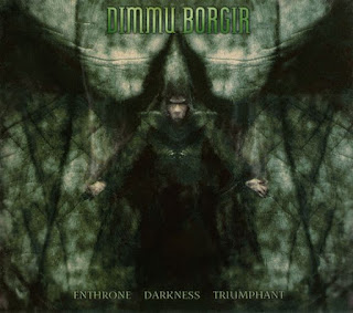 Enthrone Darkness Triumphant Lyrics