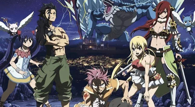 Fairy Tail Movie 2: Dragon Cry Movie Subtitle Indonesia