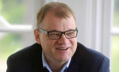 Finnish Prime Minister Resigned