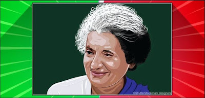 Q 11. Indira Gandhi became the fourth prime minister of India, and continued her role for 20 years.
