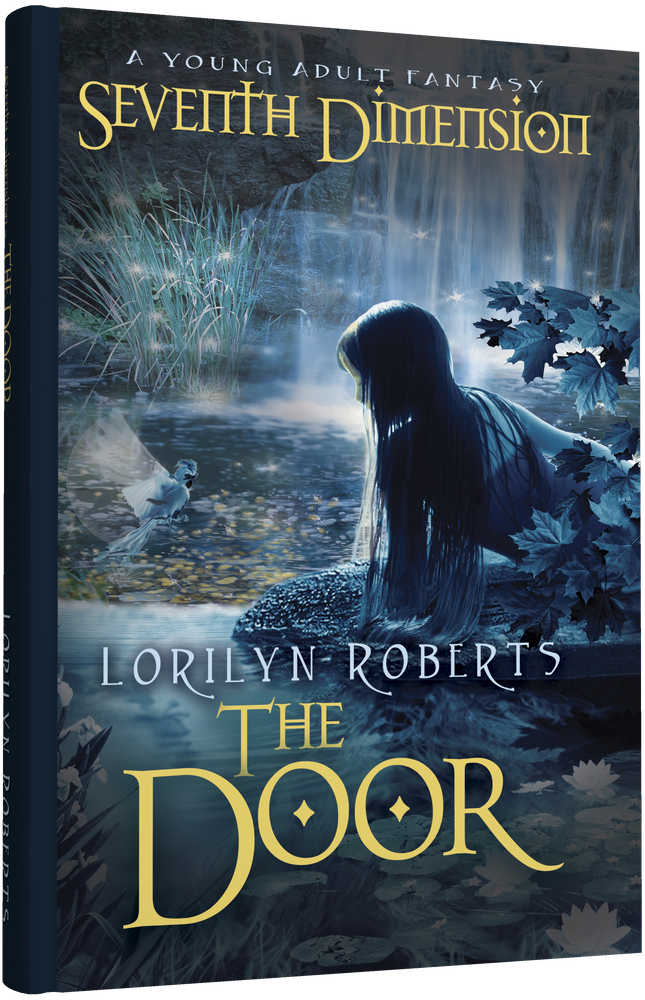 cover door dimension fantasy christian amazon seventh lisa books adult young series meet paperback author roberts hainline designer devotionals lies