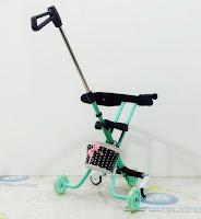 Stroller Exotic LW001 Tempat Duduk Bayi