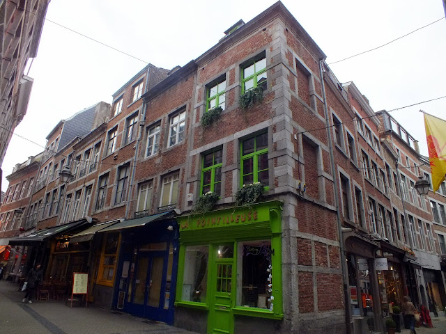casco antiguo de Namur