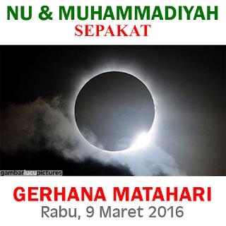Meme Gerhana Matahari