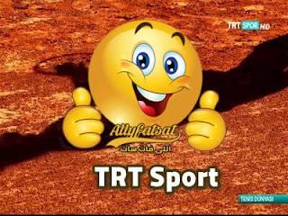 تردد قناة TRT spor التركية الرياضية اللى فات سات