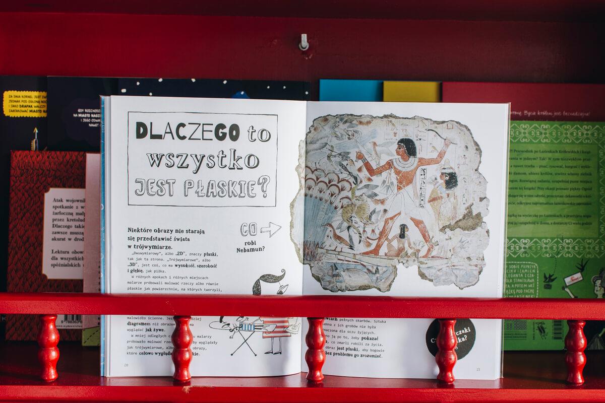 historia sztuki dla dzieci