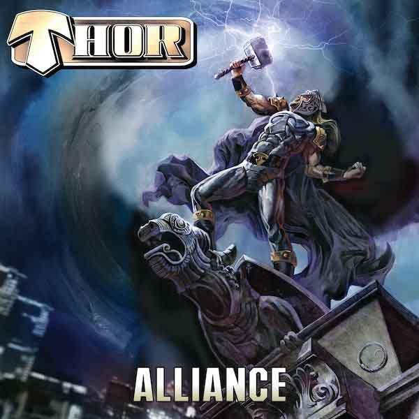 """Ο δίσκος των Thor """"Alliance"""""""