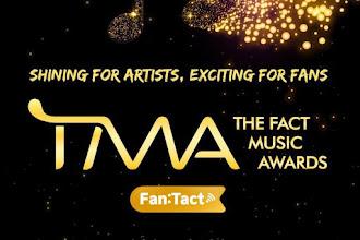 The Fact Music Awards 2021 se celebrarán el 2 de octubre