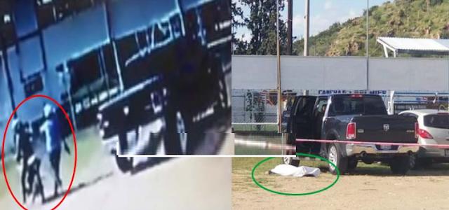 VIDEO: Así es como sicarios en moto ejecutan a líder empresarial en Parral, Chihuahua