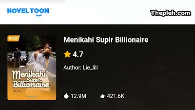 Novel Menikahi Supir Billionaire Full Episode