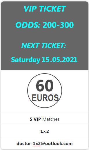 doctor ticket 15.05.2021