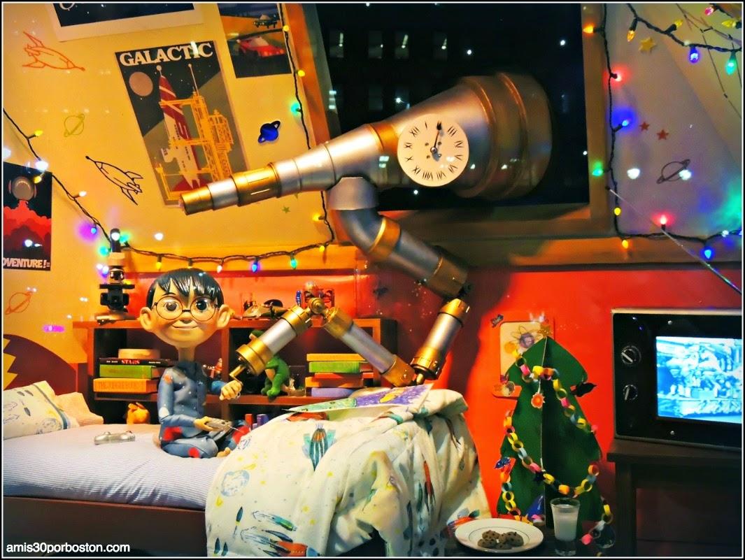 Escaparates de Navidad en Nueva York: Macy´s