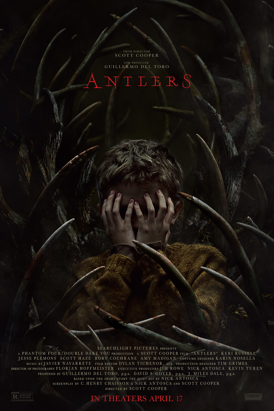 Antlers Full Movie Download In Hd Leaked By 123movies Go Movies Putlocker Movies Reviewer Current Movie Reviews And Ratings