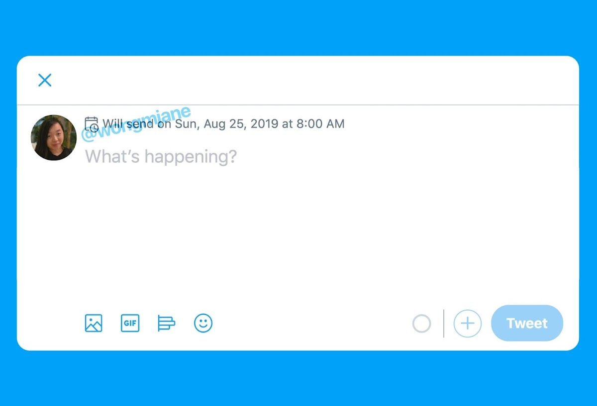 "Twitter Tests a ""Schedule Tweet"" Feature!"